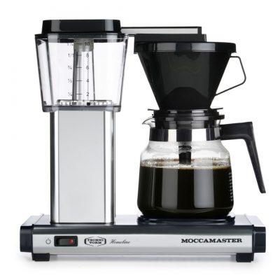 Moccamaster kaffemaskine: De 3 bedste