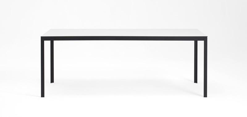 Hvidt spisebord - Anmeldelse af 5 hvide designer spiseborde