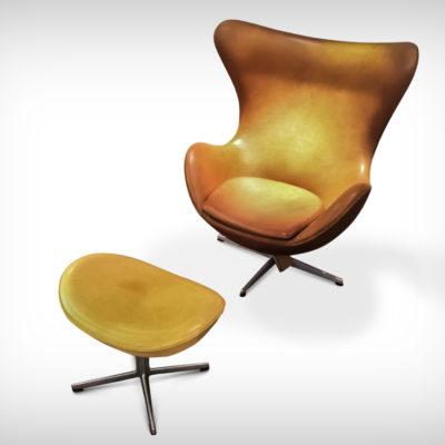 Bring komfort og stil ind i dit hjem med en designerlænestol