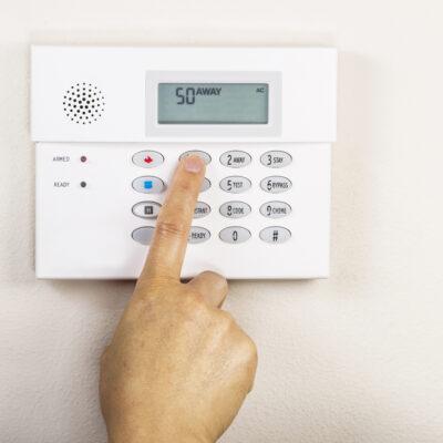 Værn om dit hjem og din tryghed med en alarm