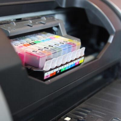 Forsyn hjemmets printer med billige patroner
