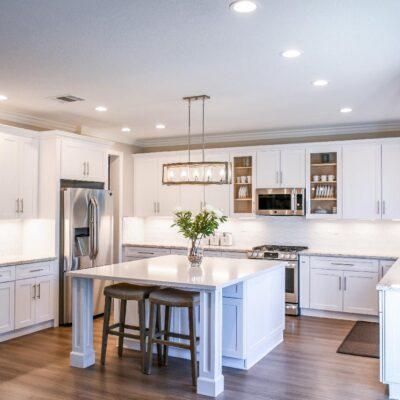 Kan man selv sætte et nyt køkken op?