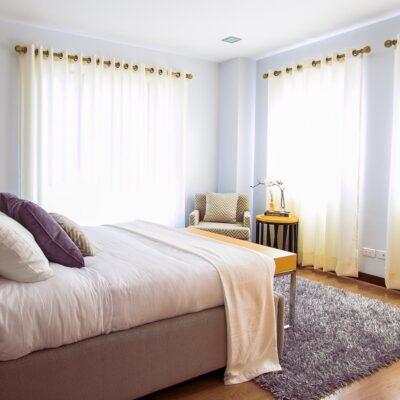 Derfor er gode gardiner vigtigt i soveværelset