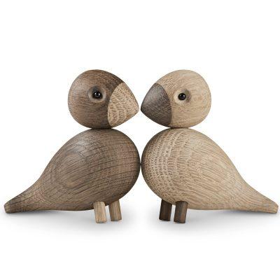 Kay Bojesen turtelduer: Det søde par