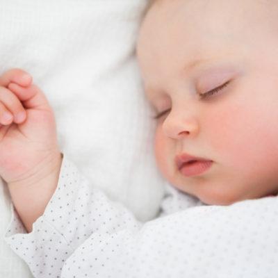 Sov godt med en kapok-dyne