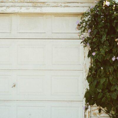 Holder din garage ikke tæt, kan du prøve med gummilister